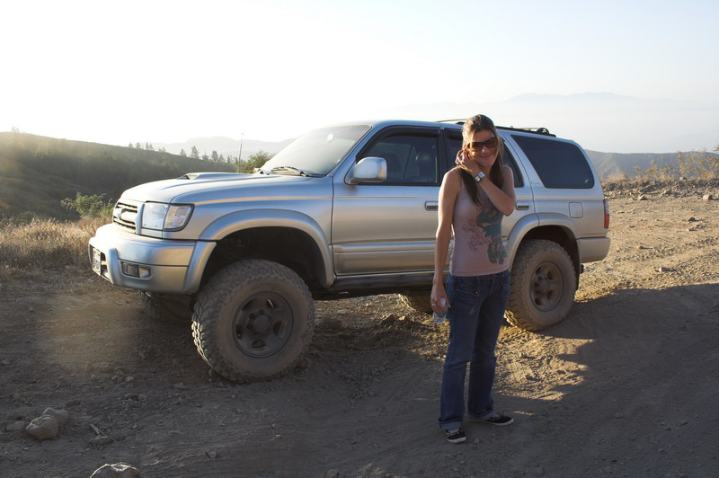 My New 4runner Limited 4wd Pics Toyota 4runner Forum Largest