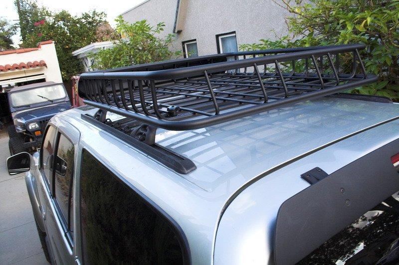 Safari Style Roof Rack For 2nd Gen   Toyota 4Runner Forum   Largest 4Runner  Forum